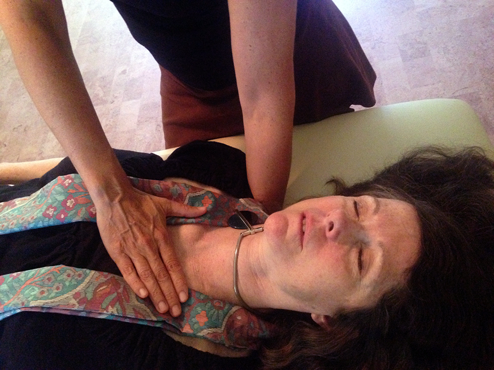Craniosacral Therapy (CST) treatment